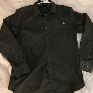 Small Volcom dress shirt